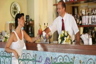 Hotel Tritone-Bar