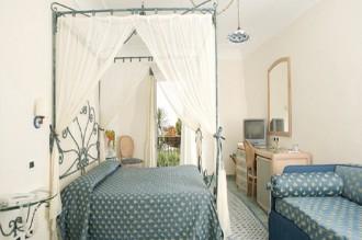 Hotel Tritone Zimmer