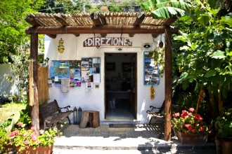 Direktion Camping Mirage Ischia