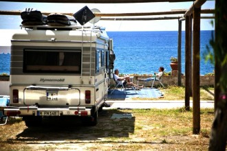 Wohnwagen - Camping Mirage Ischia