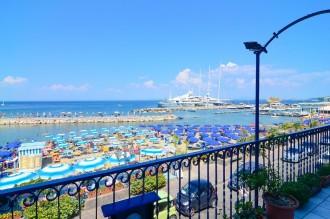 Hotel Terme Marina - Meerblick