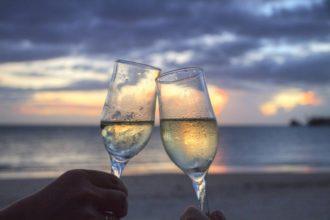 Heiraten auf Ischia am Chiaia Strand