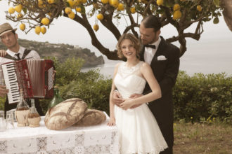 Heiraten auf Ischia im Golf von Neapel