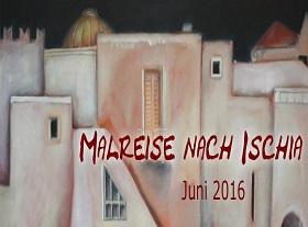 Malreise nach Ischia - Koslowski Beate