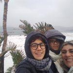 Ischia im Schnee!!!
