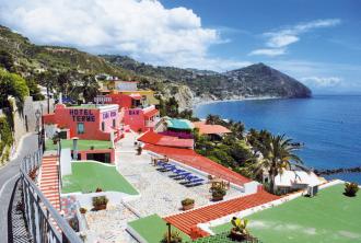 hotel casa rosa ischia S. Michele