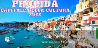 Kulturreise Ischia und Procida